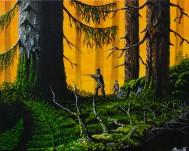 Innan urskogen försvann