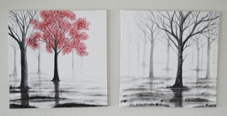Paintings for my mother