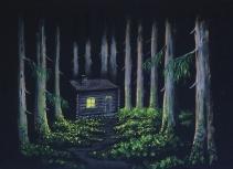 Mitt i mörkret